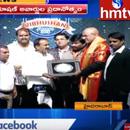 Dr. Alla Gopala Krishna Gokhale Honoured With Vaidya Vibhushan 2019 by Telangana Health Minister